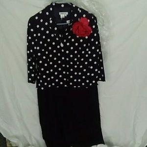 Dress/jacket set